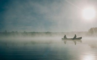 Matin ja Pekan kalareissu