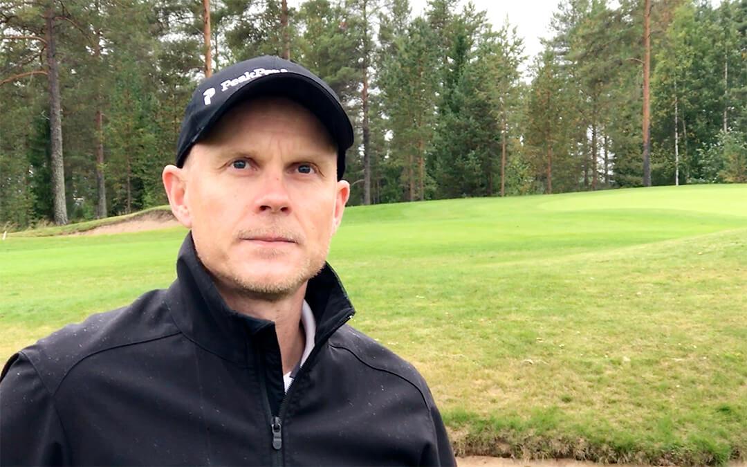 Toimitusjohtaja Petri Heikkinen, Virpiniemi Golf Oy
